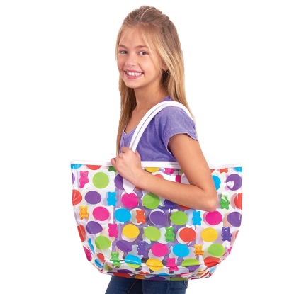 Picture of Gummy Bears Clear Tote Bag