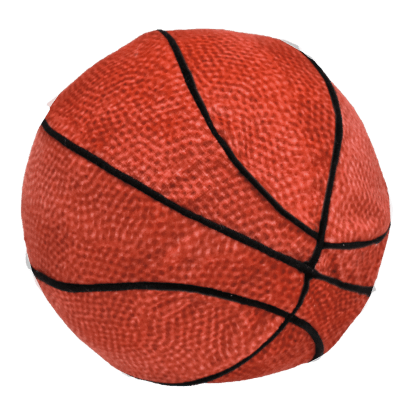 Picture of Basketball 3D Slow Rise Pillow