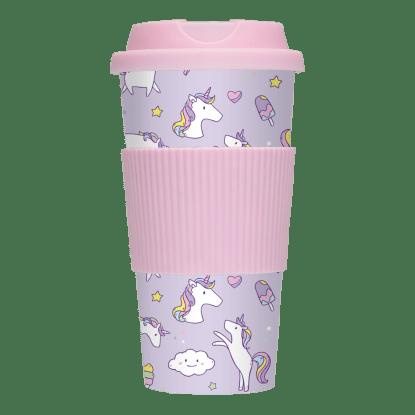 Picture of Unicorn Wishes Travel Mug