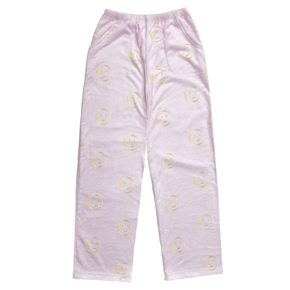 Picture of Golden Smile Plush Pants