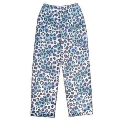 Picture of Snow Leopard Plush Pants