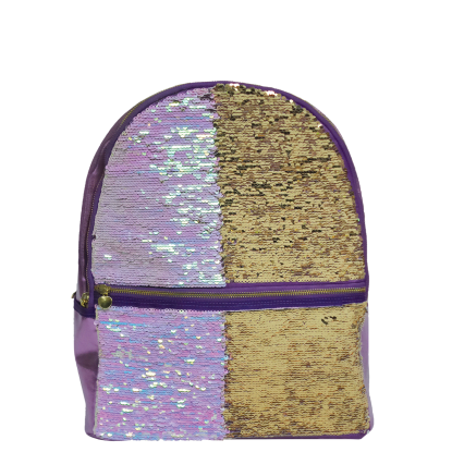 Picture of Reversible Sequin Mini Backpack
