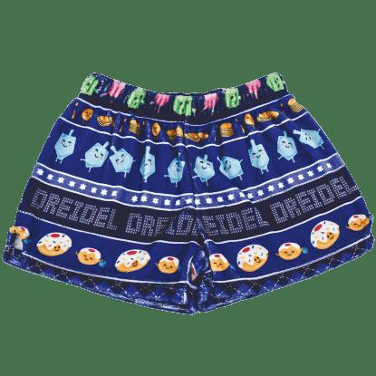 Picture of Hanukkah Plush Shorts