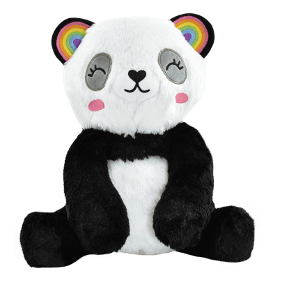 Picture of Panda Furry Pillow