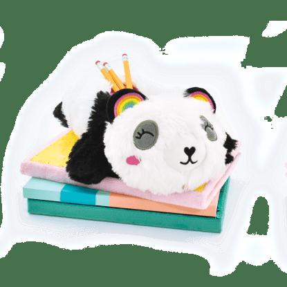 Picture of Panda Furry Pencil Case