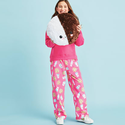 Picture of Milk and Cookies Plush Pants