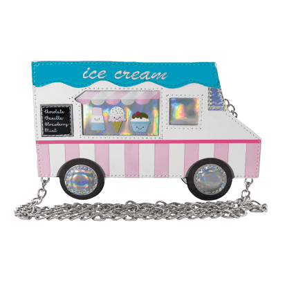 Picture of Ice Cream Truck Crossbody Bag