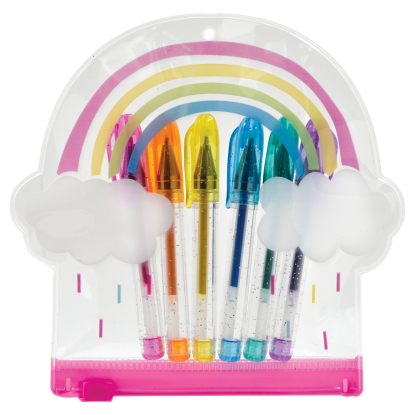 Picture of Rainbow Mini Gel Pen Set