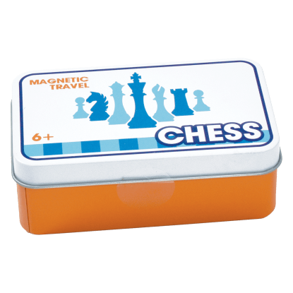 Picture of Chess Magnetic Tin Travel Game