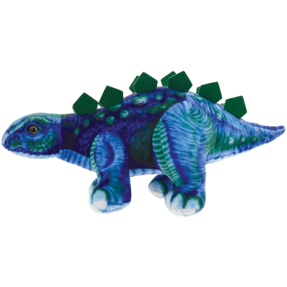 Picture of Stegosaurus Fleece Pillow