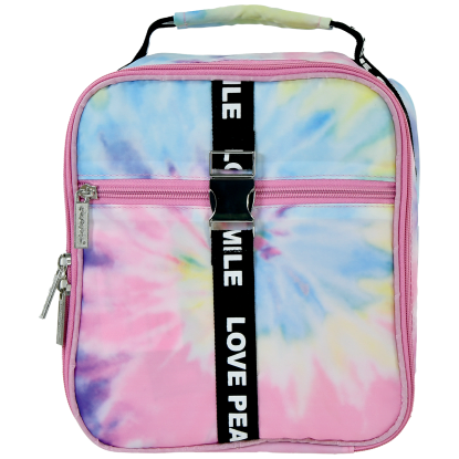 Picture of Pastel Tie Dye Lunch Tote