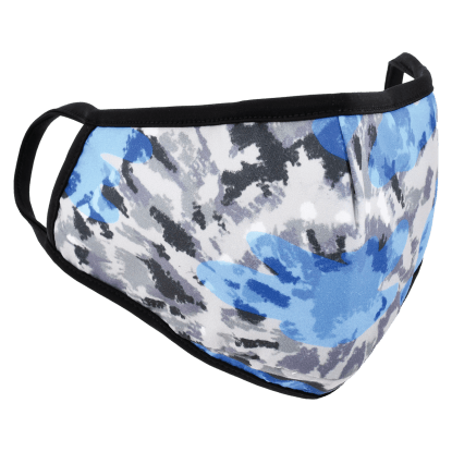 Picture of Blue Tie Dye Face Mask