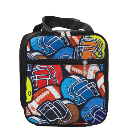 Picture of Football Lunch Tote