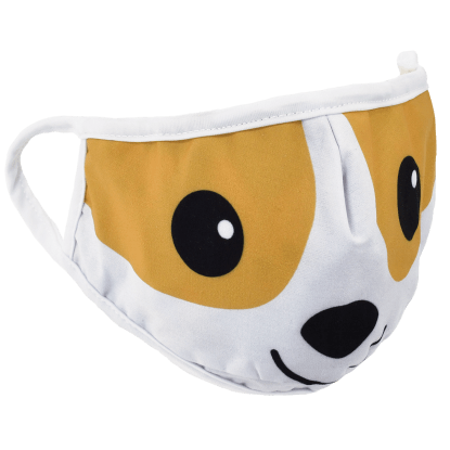 Picture of Corgi Reversible Face Mask