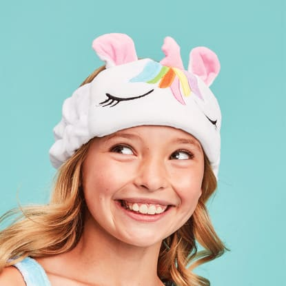 Picture of Unicorn Towel Headband