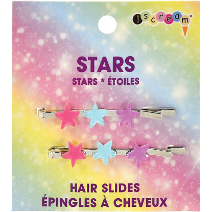 Picture of Stars Hair Slides