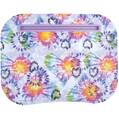 Picture of Heart Tie Dye Lap Desk
