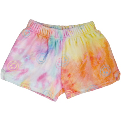 Picture of Cotton Candy Plush Shorts