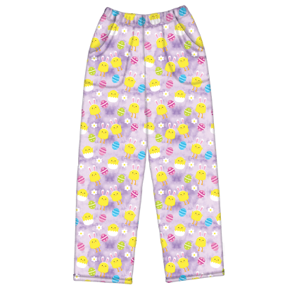 Picture of Bunny Chicks Plush Pants