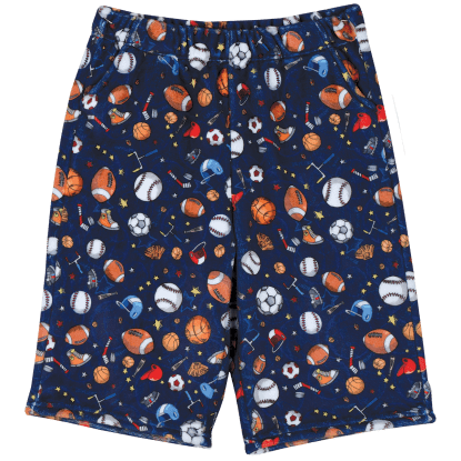Picture of Sports Time Plush Shorts