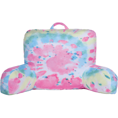 Picture of Swirl Tie Dye Lounge Pillow