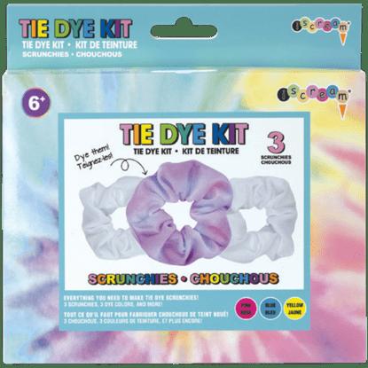 Picture of DIY Tie Dye Scrunchies Kit