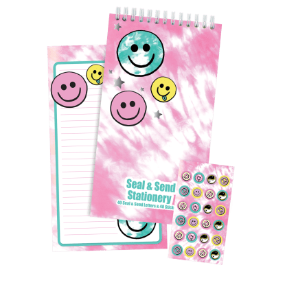 Picture of Be All Smiles Seal & Send Stationery