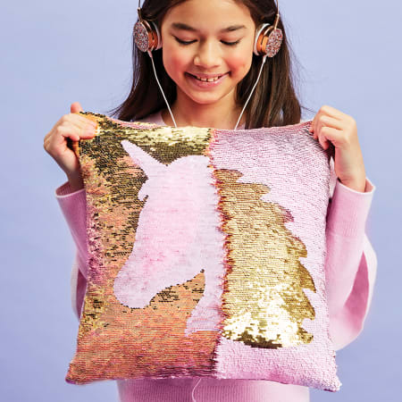 Picture for category Reversible Sequin Pillows & More