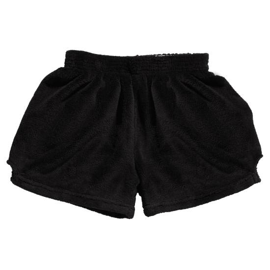 Picture of Black Plush Shorts