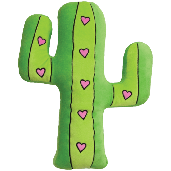 Picture of Cactus Embroidered Pillow
