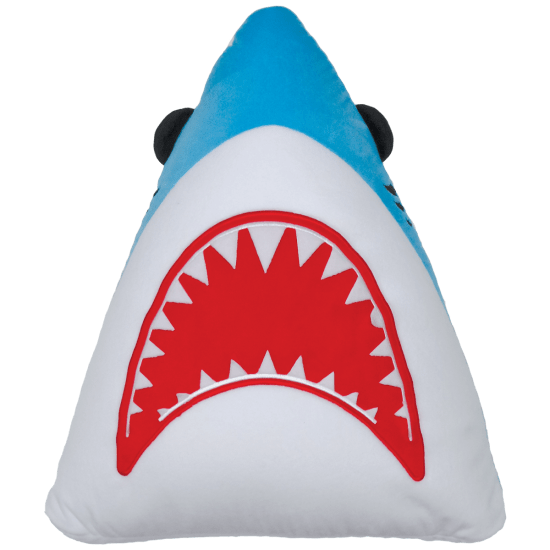 Picture of Shark Embroidered Pillow