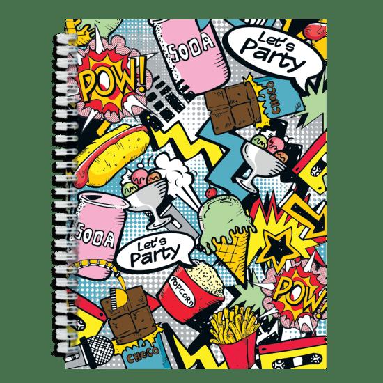Picture of Pop Art 3D Journal