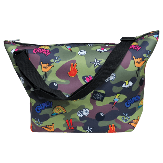 Picture of Camo Overnight Bag