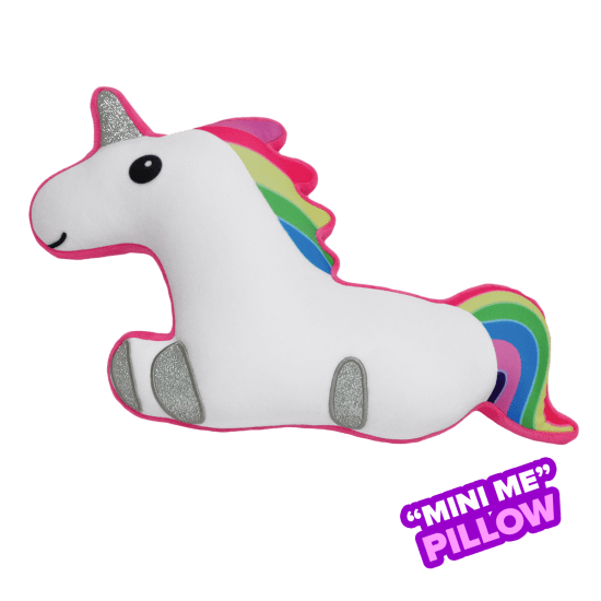 Picture of Mini Unicorn Scented Microbead Pillow