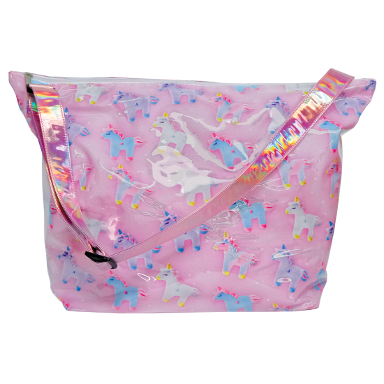 Picture of Unicorns and Stars Overnight Bag