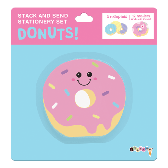 Picture of Donuts Stack & Send Stationery