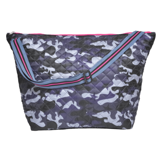 Picture of Midnight Blue Camo Weekender Bag