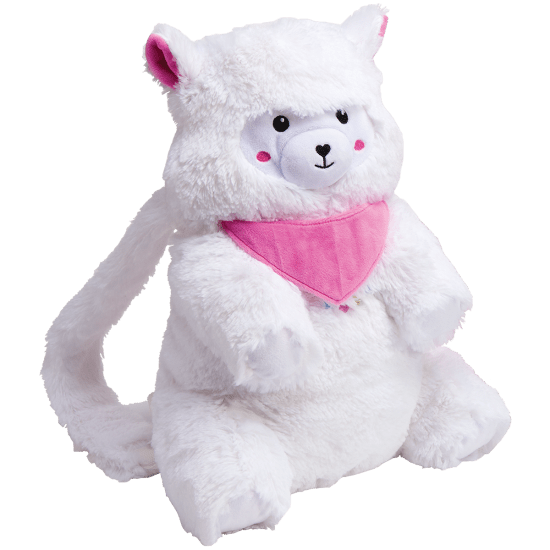 Picture of Llama Furry Backpack