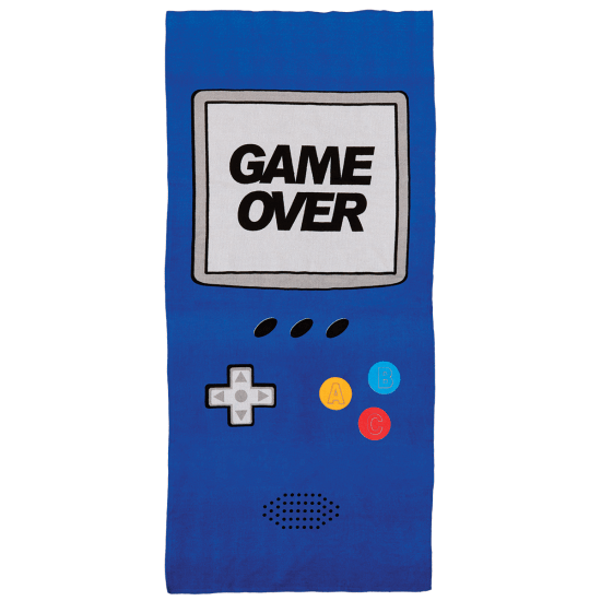 Picture of Game Over Towel