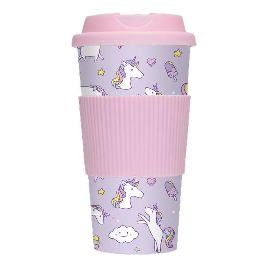 Picture of Unicorn Wishes Travel Mug