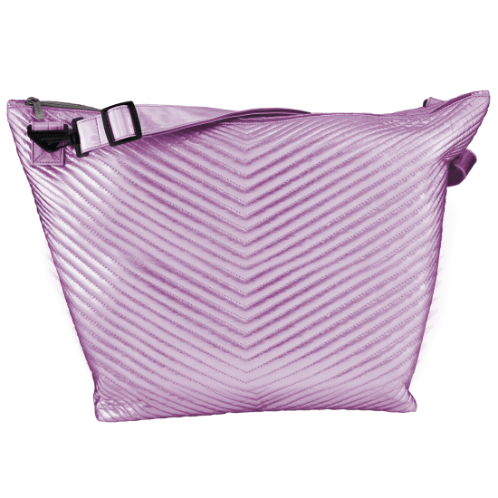 Picture of Pink Chevron Weekender Bag