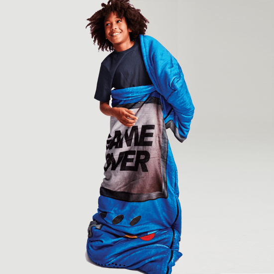 Picture of Game Over Sleeping Bag