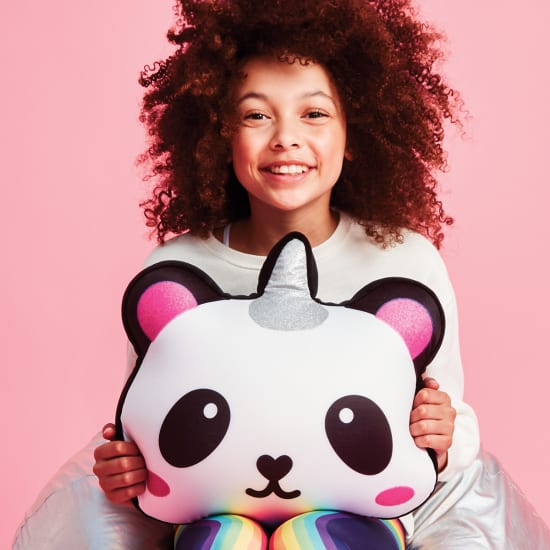 Picture of Pandacorn Scented Microbead Pillow