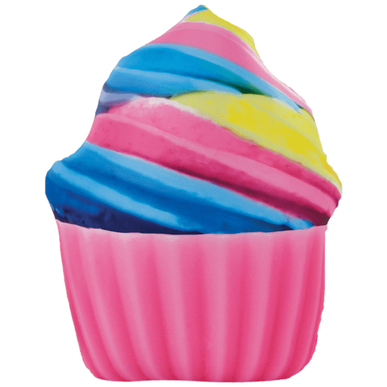 Picture of Pastel Cupcake Scented Microbead Pillow