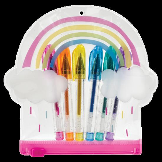 Picture of Rainbow Mini Gel Pen Set