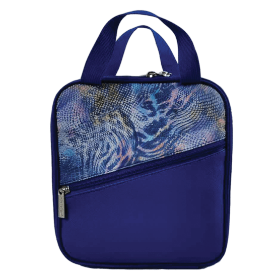 Picture of Rainbow Snakeskin Lunch Tote