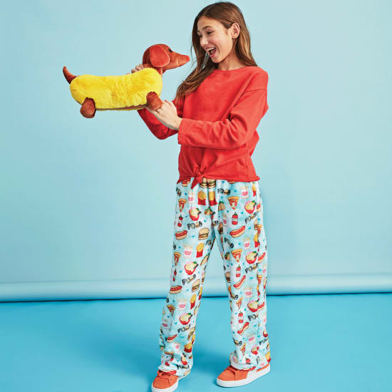 Picture of Junk Food Plush Pants