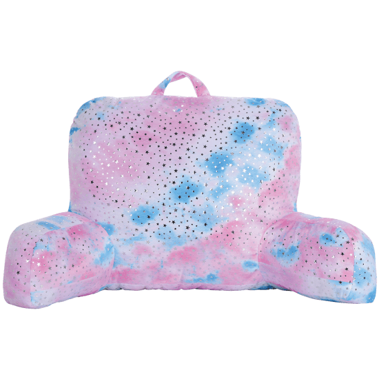 Picture of Silver Star Tie Dye Lounge Pillow