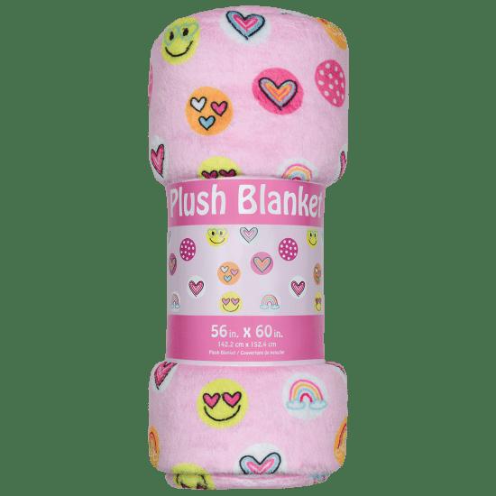 Picture of Sunshine Funshine Plush Blanket
