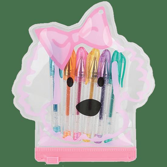 Picture of Puppy Love Mini Gel Pen Set
